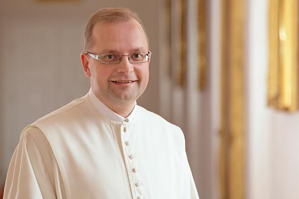 Geistl.-Rat Mag. Dr. Petrus Bayer