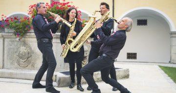 Saxophontage