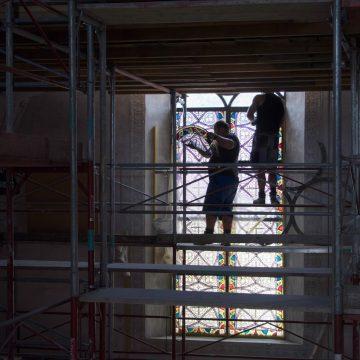 2017 07 Renovierung Stiftskirche Web
