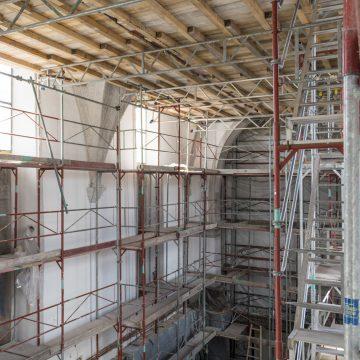 2017 09 Renovierung Stiftskirche (2)