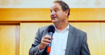 Rainer Schießler Vortrag