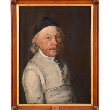 2018 10 Portrait Chorherr Nr1
