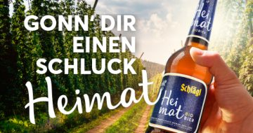 Heimat Bio Bier Hopfen Sujet