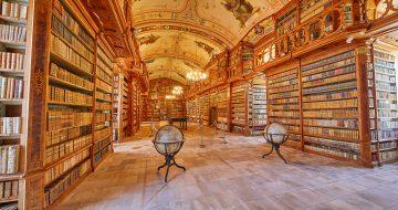 Stiftsbibliothek 19 018 Klein