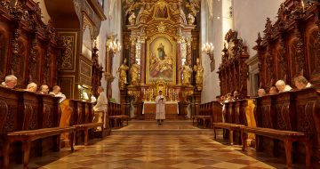 Chorherren Gebet3