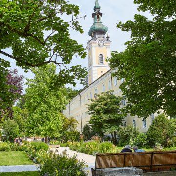 Stift Schlaegl Landesgartenschau